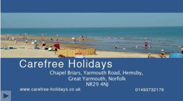 Click here to view a video about Carefree Holidays